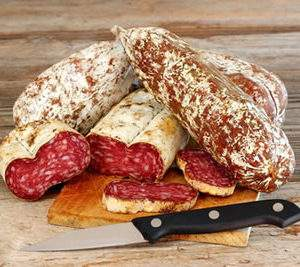 Apulian Cold cuts