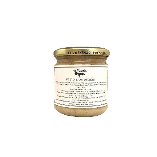 Crema di lampascioni | Prodotti pugliesi