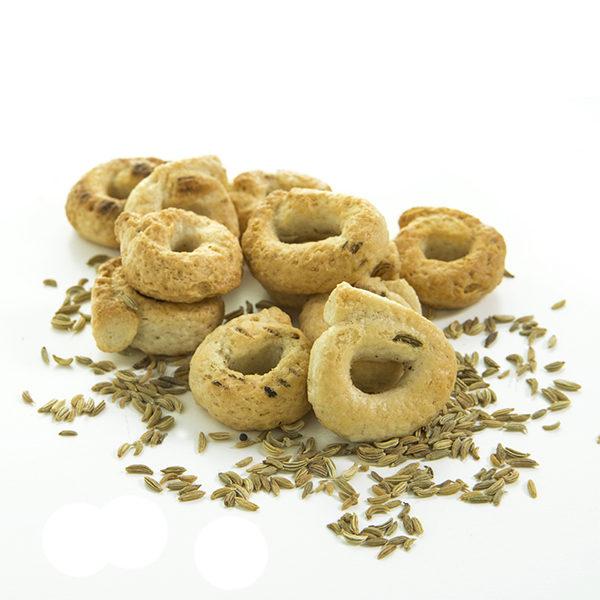 Taralli al finocchio | Prodotti tipici pugliesi | Tuapulia.it