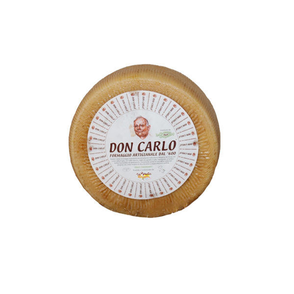 Formaggio Don Carlo | Prodotti Tipici Pugliesi