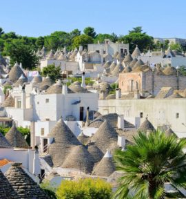 THE TRULLI OF ALBEROBELLO: CURIOSITY AND LEGENDS