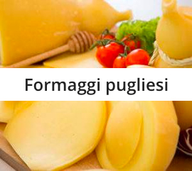 formaggi pugliesi Sixth Continent